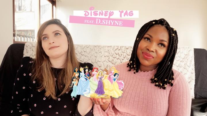 Disney Tag ft.D.Shyne