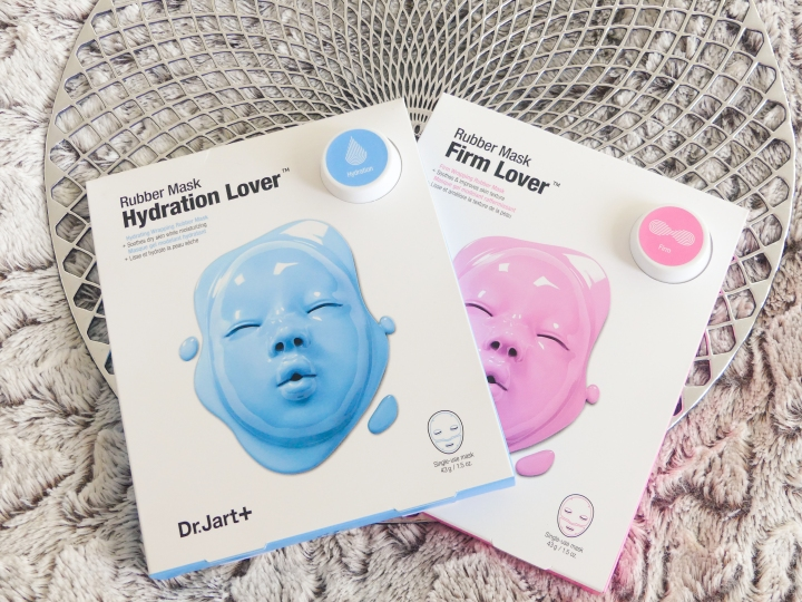RUBBER MASK: les masques hydratants Dr.Jart+